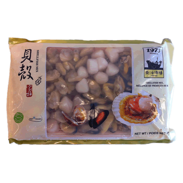 how to cook frozen seafood mix